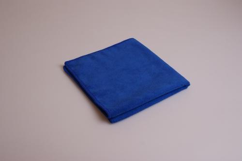 Microfiberklud blå 40x40cm